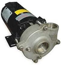 Dayton 2ZWU1 Pump, Centrifugal, 1/2 HP, 3 Ph, 230/460V