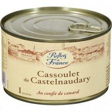 2 Dosen Reflets de France: Cassoulet de Castelnaudary au confit de Canard