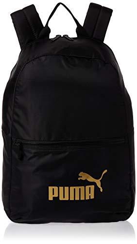 PUMA Damen Rucksack WMN Core Seasonal Daypack, Puma Black-solid, OSFA, 77381