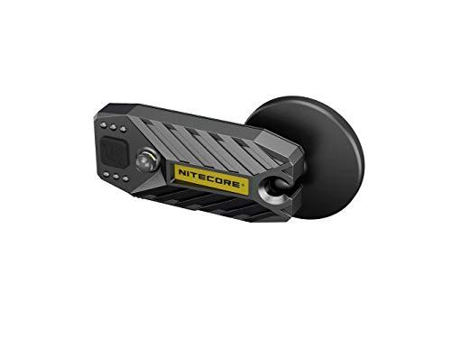 Nitecore T360M Lampe de Poche magnétique Mixte Adulte, Noir