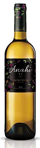 Anahi. Vino Blanco Semidulce. D.O.Ca. Rioja- 12 botellas 75 cl + Sacacorchos de regalo!