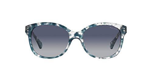 Ralph by Ralph Lauren Women's Ra5191 Cat Eye Sunglasses blue Size: 55