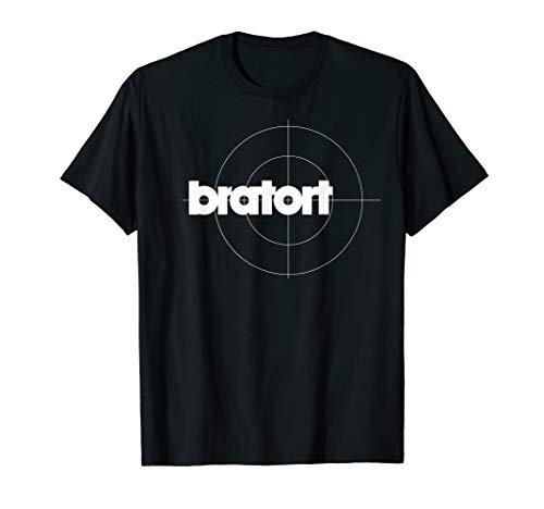 Bratort Koch Grillmeister lustig Geschenk Grill Damen Herren T-Shirt