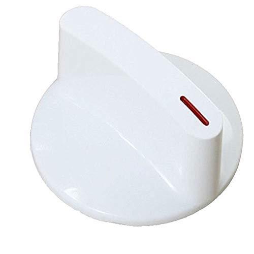 Kingbra WH1X2721 - Pomo para interruptor de lavadora (plástico, compatible con GE, Hotpoint, Kenmore, RCA)