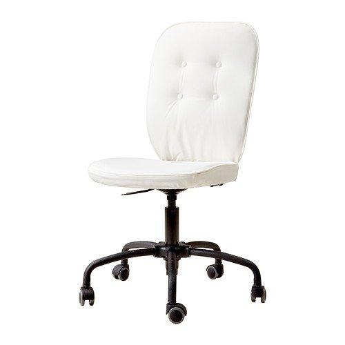 Ikea LILLHOJDEN–Drehstuhl, weiß