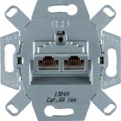 Berker 4587 UAE-Steckdose 8/8-polig