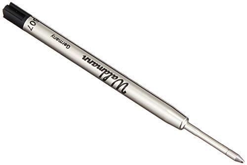Waldmann Kugelschreibermine, Farbe:Schwarz