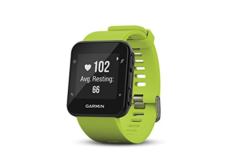 Why Choose Garmin Forerunner 35 Watch, Limelight (Renewed)