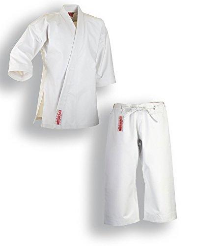 Ju-Sports Karateanzug Master weiß 16 oz.
