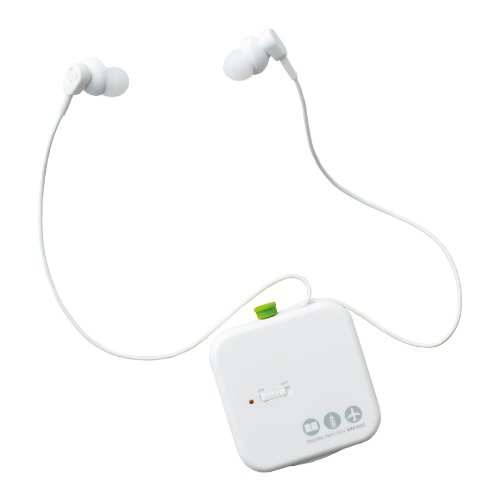 キングジムデジタル耳せんMM1000ホワイト