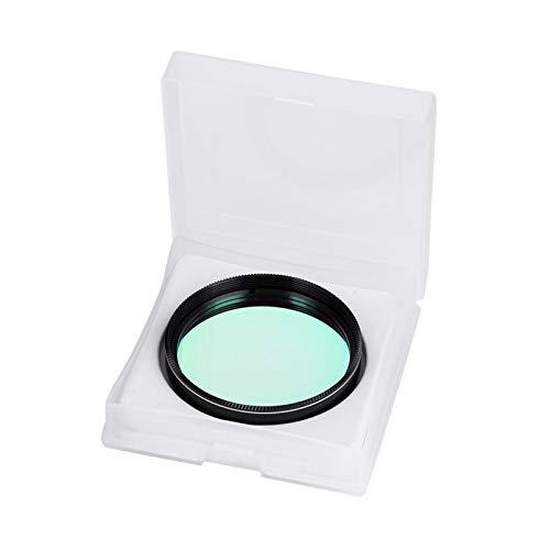 Sxhlseller Filtro de 2 Pulgadas Contraste Ultra Alto, Lente de reducción de contaminación lumínica Que Elimina el deslumbramiento Filtro de Lente de cámara para fotografía de Cielo/Nube/Agua/Ventana