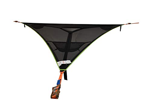 Tentsile Trillium XL Giant 6 Person Hammock - Patented 3 Point Design, Heavy Duty Ratchets and Straps Included