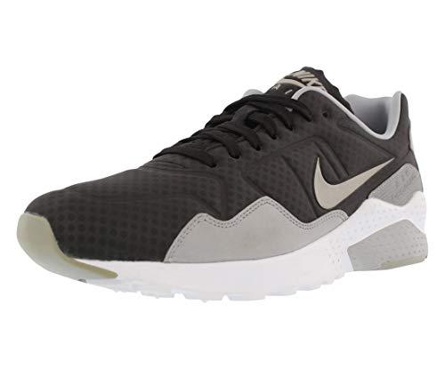 Nike 844654-003, Scarpe da Fitness Uomo, Nero/Argento Metallizzato/Grigio Lupo (Wolf Grey), 44.5 EU