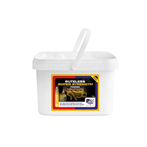Equine America Buteless Original Super Strength Powder| Premium Ready To Use Horse & Pony Supplement | Support For Joints & Mobility | 1.5kg