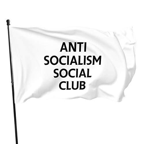 N/F Anti Socialismo Social Club Bandiera Bandiera Bandiere