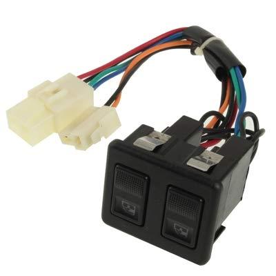 Durable Interruptor de elevalunas eléctrico universal for coche