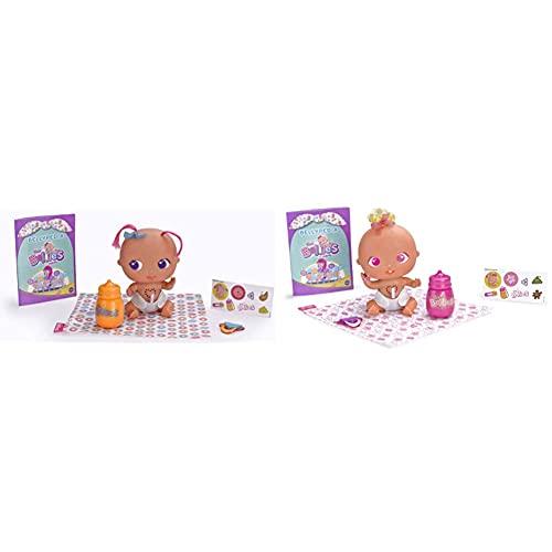 The Bellies From Bellyville Yumi -Yummy, Muñeco Interactivo para Niños Y Niñas De 3 A 8 Años + Pinky -Twink, Muñeco Interactivo para Niños Y Niñas De 2 A 8 Años