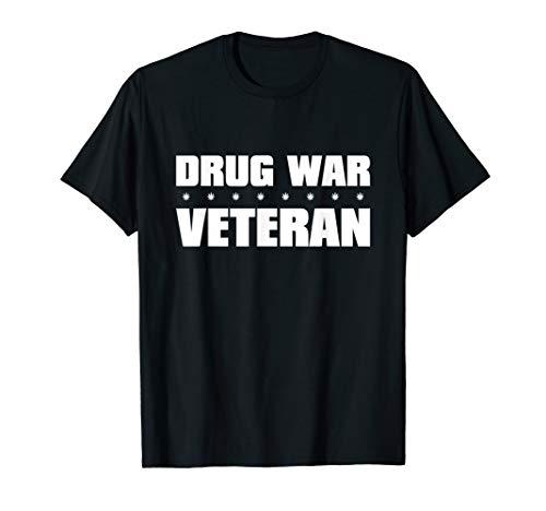 Drug War Veteran Tee