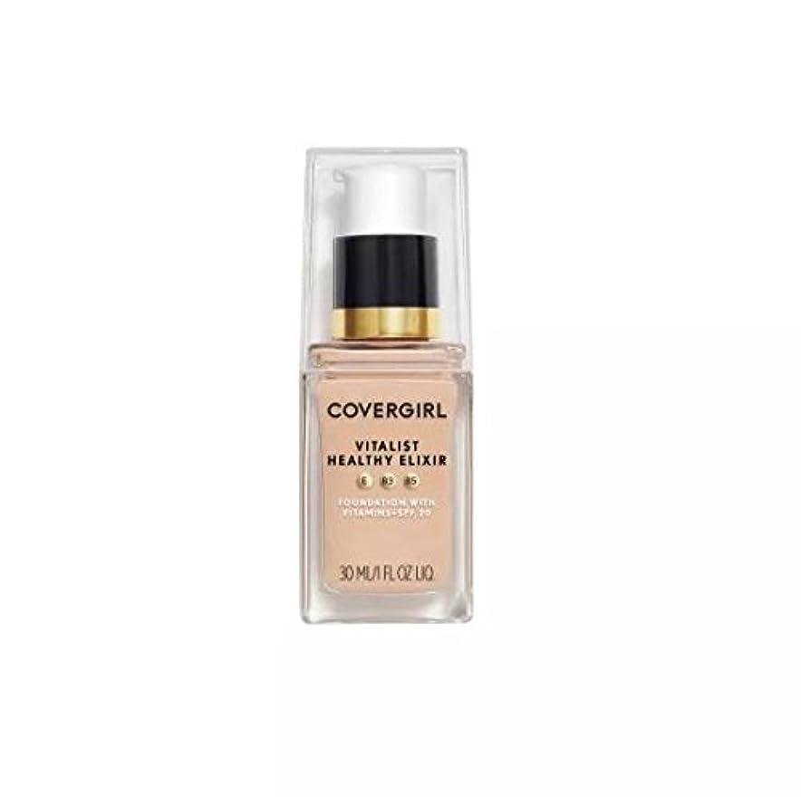 誘発する本能女王(3 Pack) COVERGIRL Vitalist Healthy Elixir - Ivory (並行輸入品)