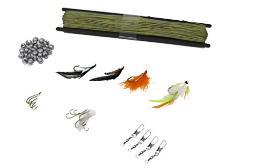 BCB NATO Liferaft Angler-Set, transparent