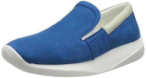 Fly London LEMA762FLY, Zapatillas Mujer, Azul eléctrico, 37 EU