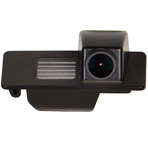 HD CCD Caméra de Recul Voiture en Couleur Kit Caméra vue arrière de voiture Imperméable IP68 Vision Nocturne pour Chevy Aveo Cruze Trailblazer Opel Mokka Cadillac CTS SRX