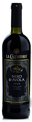 Nero D'Avola Sicilia DOC, La Cacciatora - 750 ml