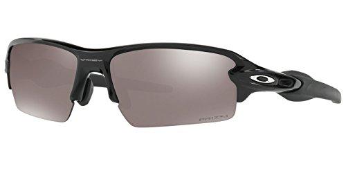 OO9271 26 61サイズ OAKLEY (オークリー) サングラス FLAK 2.0 フラック2.0 Polished Black/Prizm Black Polarized 偏光サングラス Asia Fit メンズ レディース