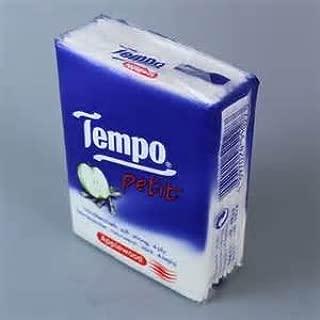 Tempo Pocket Tissues x 18pcs applewood Petit