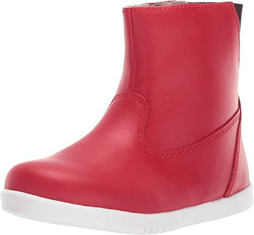IW Paddington Waterproof Boot Red est Une Chaussure en Cuir, Doublure en Laine mérinos, Membrane Interne résistante à l'eau, Semelle Souple et résistante, Fermeture zippée. Respirant