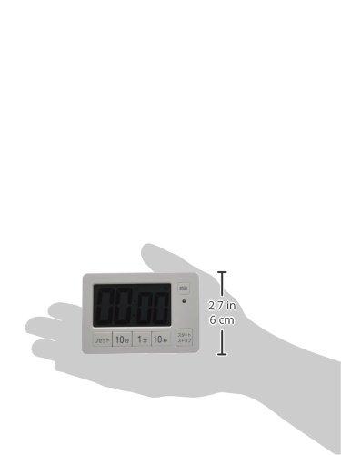 ノア精密『MAG音量切替機能付きタイマー』