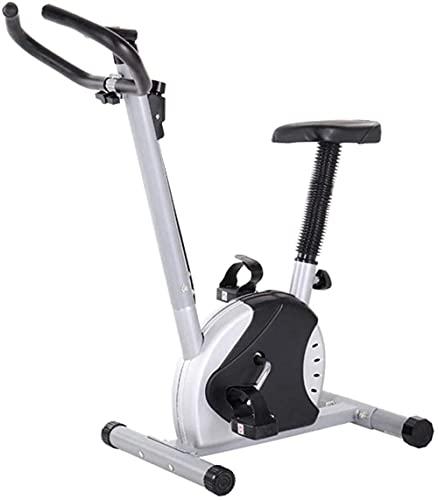 WGFGXQ 1 Juego Bicicleta estática Ejercicio Ciclismo Bicicleta Fitness Spinning Bicicleta Vertical Artículos Deportivos