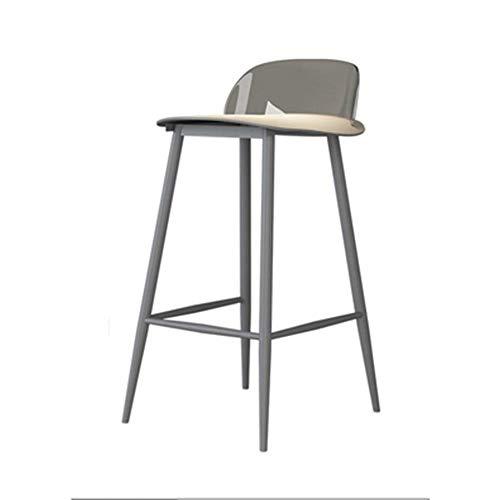 FENG CHAIR Scandinavisch minimalistisch creatief café hoge voet stoel persoonlijkheid ijzer kunst moderne Counter eettafel stoel