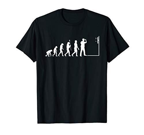 Lustiges Dart T-Shirt Geschenk Für Dart Spieler Dart Shirt