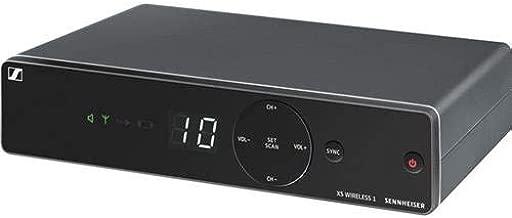 Sennheiser Pro Audio Wireless Microphones and Transmitters, Single (EM-XSW 1-A)