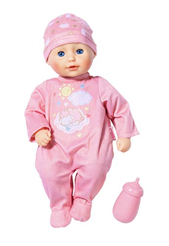 Zapf Creation 702741 Baby Annabell My First Annabell Weiche Puppe mit Schlafaugen 30 cm, Online Verpackung