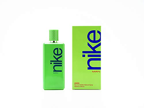 Green Man Eau de Toilette Nike, 100 ml