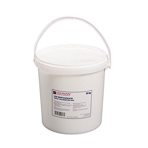 Pasta di montaggio pneumatici bianca 10kg, Pasta montaggio pneumatici, Montaggio pneumatici: wax per cambio gomme