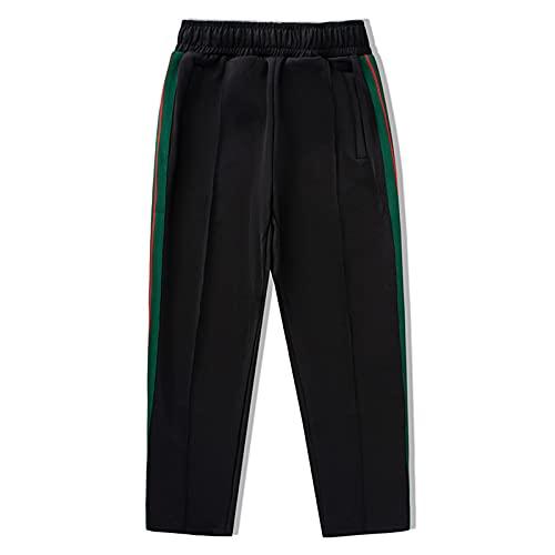 Zcbm Elástica Ajustable Pantalones De Deporte Pantalón Pantalon con Bolsillos Chándal Ajustados