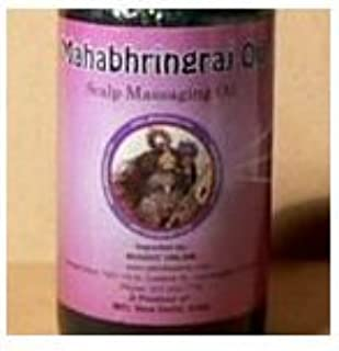 Mahabhringaraj Oil Pure Maka's Ayurvedic Medicine For Fallig of Hair and Dandruff