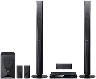 نظام مسرح منزلي بمشغل دي في دي ومعزز وضوح 1080 بيكسل للتسجيل والتشغيل بمنفذ USB قدرة 1000 وات من سوني موديل DAV-DZ650