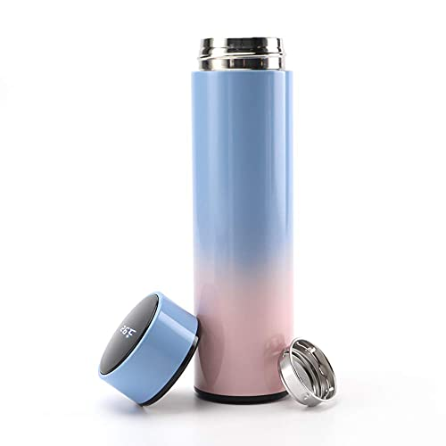 Smart Thermos with Temperature Display