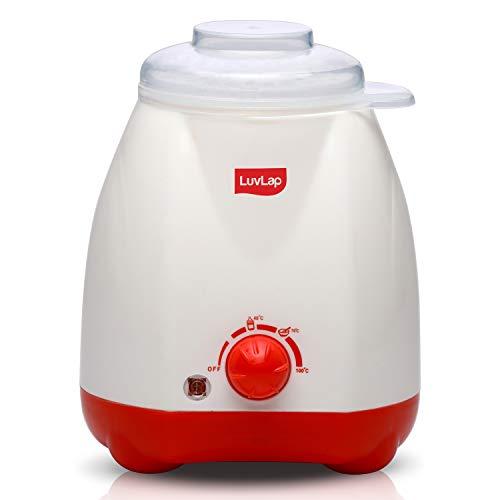 LuvLap Royal Baby Bottle Warmer, Fast & Even Heating, BPA Free