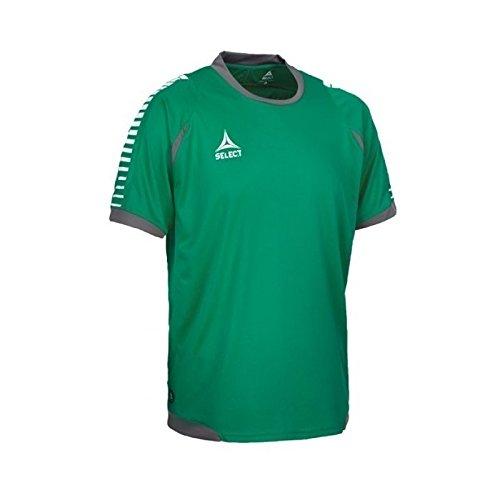 Select Player Shirt S/S Chile Trikot, Erwachsene, Unisex, Rot, 10/12 Jahre