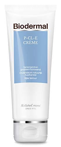 Biodermal P-CL-E Creme - Dagcreme -en nachtcrème met glycerine - Ondersteunt het herstellend vermogen van de droge huid - 100ml
