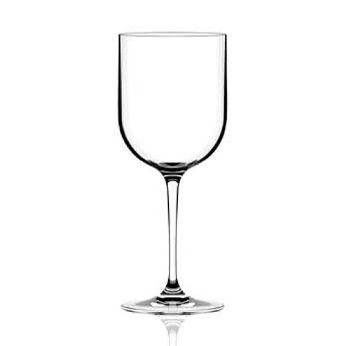 Italesse Moonlight Beach, Verre à vin cc. 410 polycarbonate transparent
