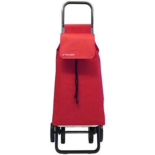 Rolser Carro Compra, Rojo, 39X31X105Cm