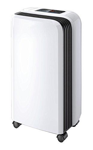 Garza Deshumidificador PureAir -  Deshumidificador de diseño vanguardista, 10 litros de capacidad, potencia 245W