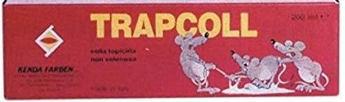 Kenda - Trampa de pegamentos para roedores y ratas Trapcoll de135 gr
