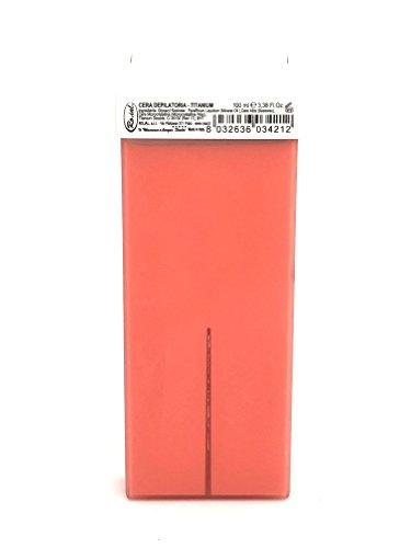 Ro. ial Cartouche de cire Chaude Rose pour les peaux sensibles – Fabriqué en Italie.